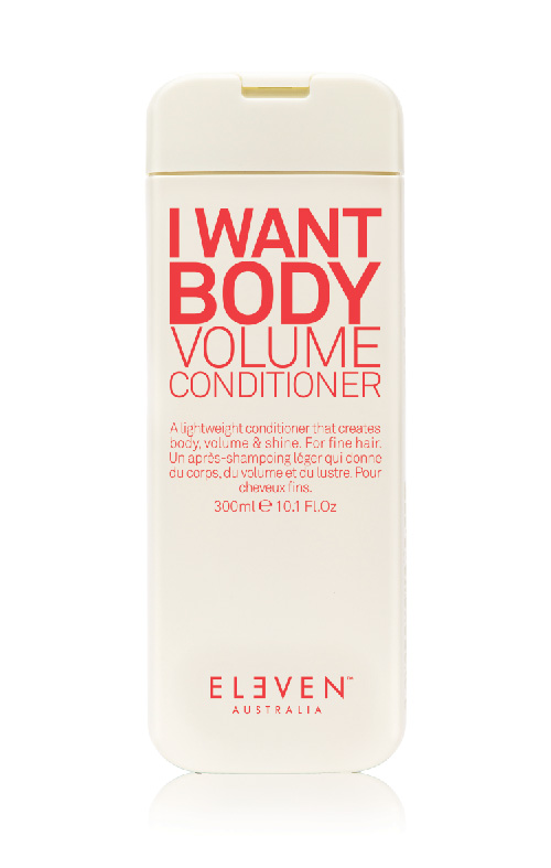 Picture of ELEVEN Australia brand I Want Body Volume Conditioner - 300ml bottle