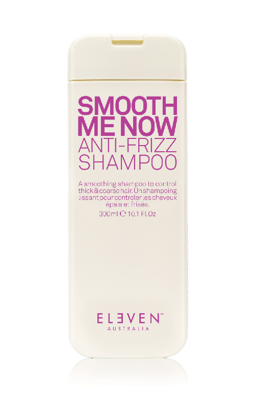 Picture of ELEVEN Australia brand Smooth Me Now Anti-Frizz Shampoo - 300ml bottle